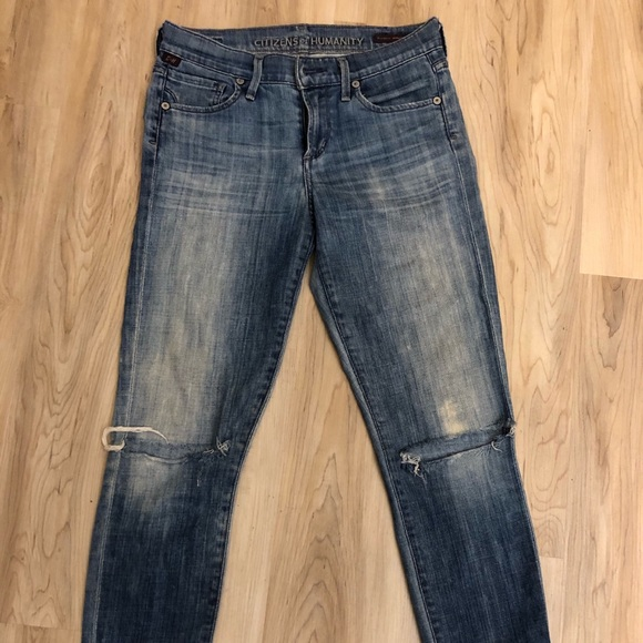 Citizens Of Humanity Denim - Citizens of Humanity Thompson Jeans